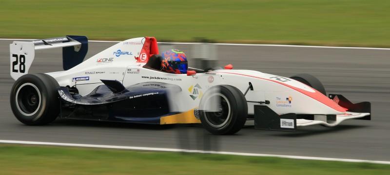 Formula Renault BARC Test (25)